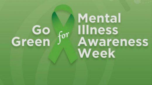 Mental Illness Awareness Week 2018