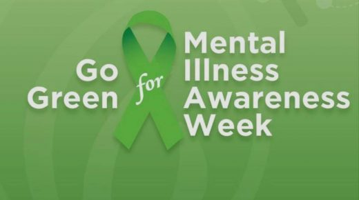 Mental Illness Awareness Week 2018