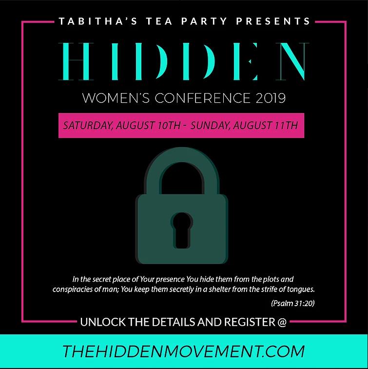 Hidden Women's Conference 2019